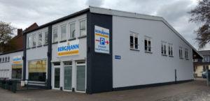 H.J. Bergmann - Firmengebäude in Bremen Hemelingen